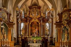 Kath. Kirche Bad Staffelstein - (c) Mario Kern