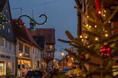 weihnachtliches Bad Staffelstein - (c) Silke Kern